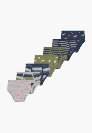 TODDLER BOY DINO 7 PACK - Briefs - multi-coloured