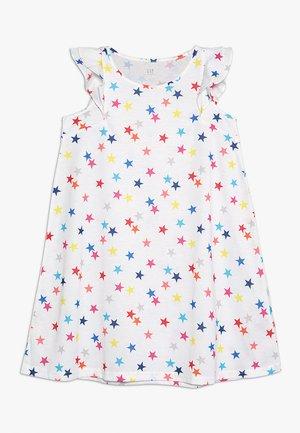 GIRLS UNDERWEAR STAR - Noční košile - milk