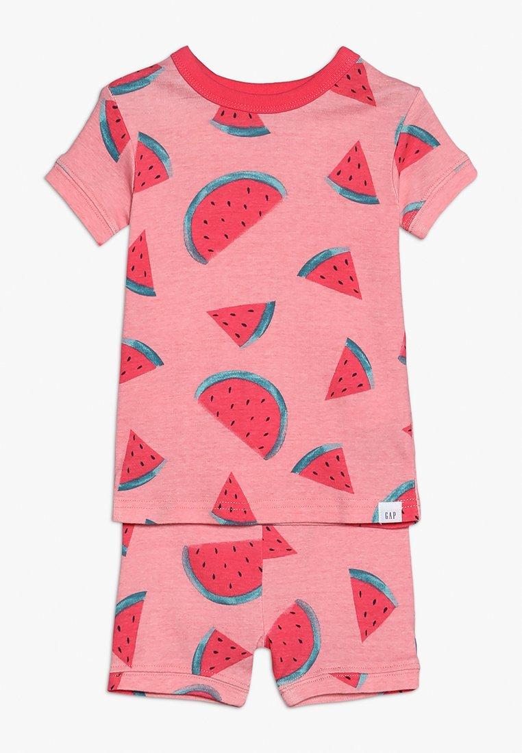 GAP - SLEEPWEAR - Pyjama set - coral frost