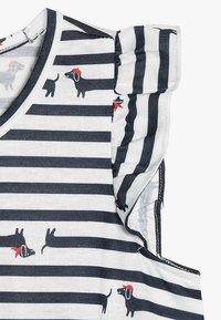 GAP - GIRLS UNDERWEAR DOG - Noční košile - snowflake milk - 2