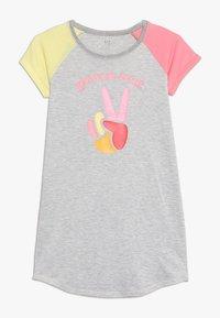 GAP - GIRLS PEACEOUT - Noční košile - grey heather - 0