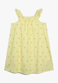 GAP - GIRLS - Noční košile - creamy yellow - 0