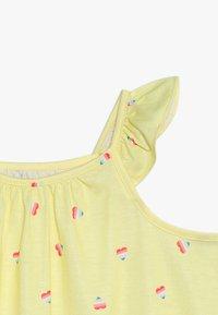 GAP - GIRLS - Noční košile - creamy yellow - 3