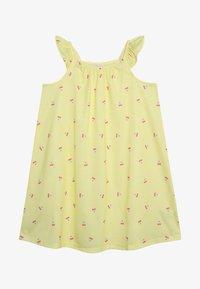 GAP - GIRLS - Noční košile - creamy yellow - 2
