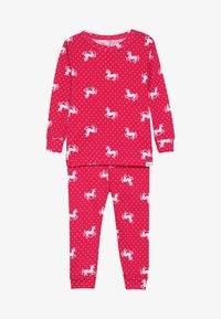 GAP - TODDLER GIRL UNICORN  - Pyžamová sada - jelly bean pink - 3