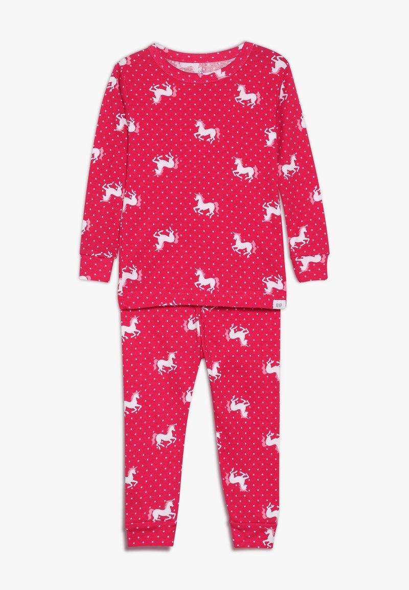 GAP - TODDLER GIRL UNICORN  - Pyžamová sada - jelly bean pink