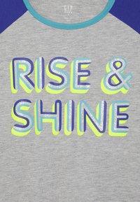 GAP - GIRL RISE SHINE - Noční košile - light heather grey - 3