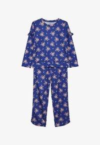 GAP - GIRL - Pyžamová sada - mosaic blue - 4