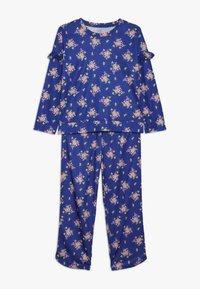 GAP - GIRL - Pyžamová sada - mosaic blue - 0