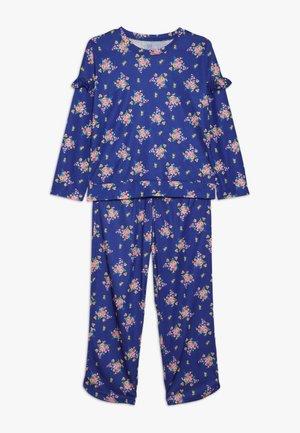 GIRL - Pyžamová sada - mosaic blue