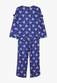 GAP - GIRL - Pyžamová sada - mosaic blue - 1