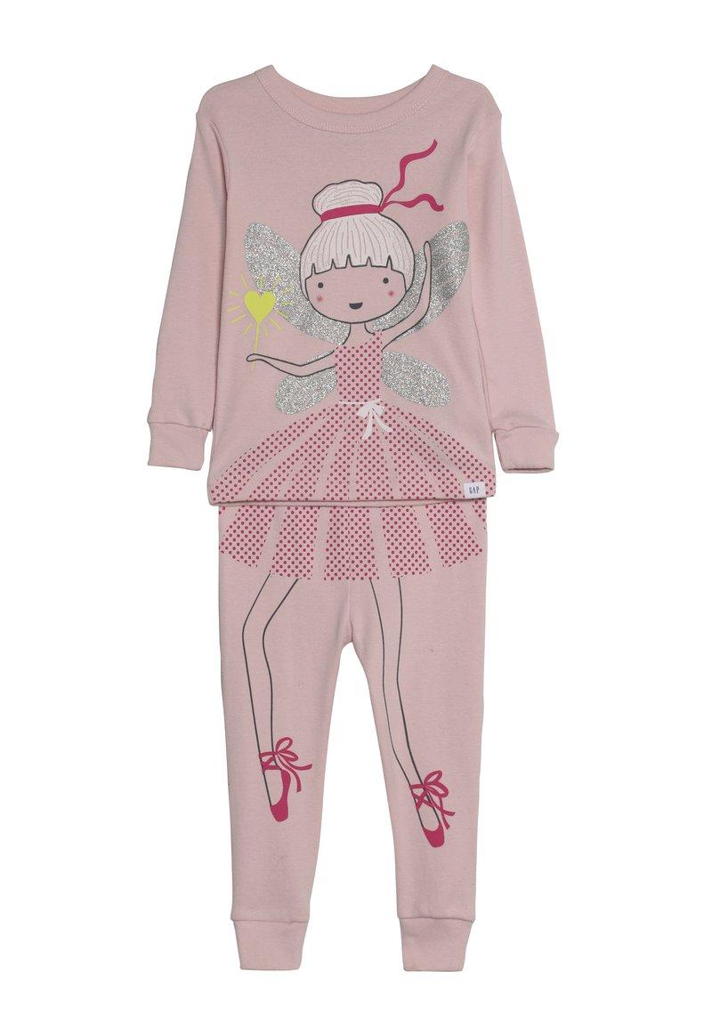 GAP - TODDLER GIRL FAIRY SET - Nattøj sæt - icy pink