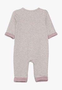 GAP - BEAR BABY - Pyžamo - oatmeal heather - 1
