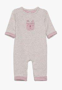 GAP - BEAR BABY - Pyžamo - oatmeal heather - 0