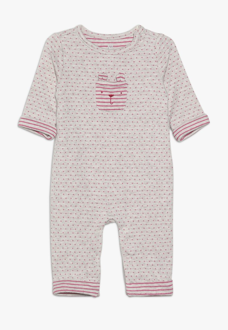 GAP - BEAR BABY - Pyžamo - oatmeal heather