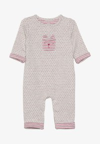GAP - BEAR BABY - Pyžamo - oatmeal heather - 2
