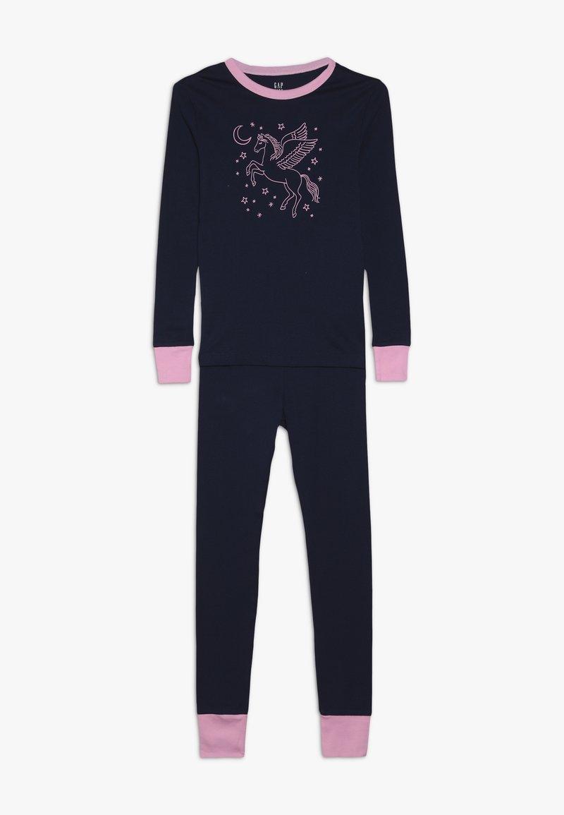 GAP - GIRL PEGASUS - Pyžamová sada - elysian blue