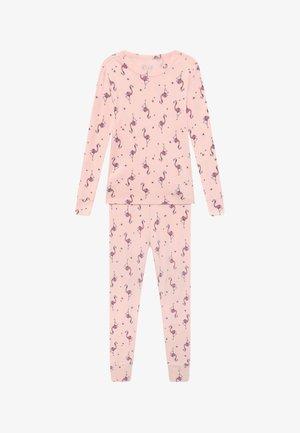 GIRL - Pyžamová sada - barely pink