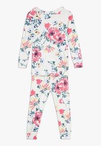 GAP - TODDLER GIRL SET - Pijama - milk zebra - 1