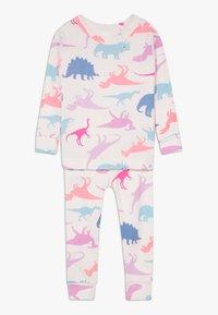 GAP - TODDLER GIRL DINO SET - Pijama - light pink - 0