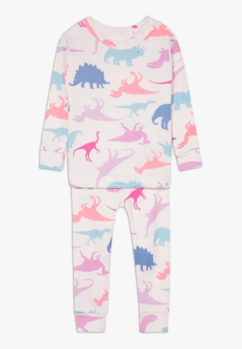 GAP - TODDLER GIRL DINO SET - Pijama - light pink