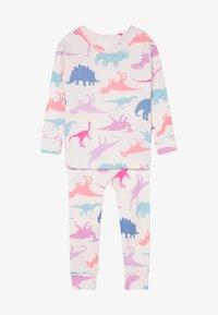 GAP - TODDLER GIRL DINO SET - Pijama - light pink - 4