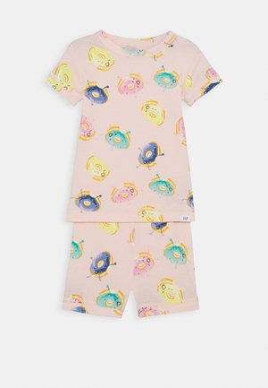 TODDLER GIRL DONUT - Pijama - pink blush