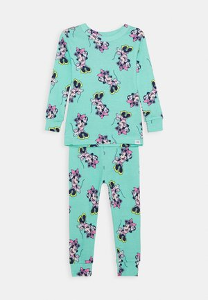 TODDLER GIRL MINNIE SET - Pyžamo - aqua tide