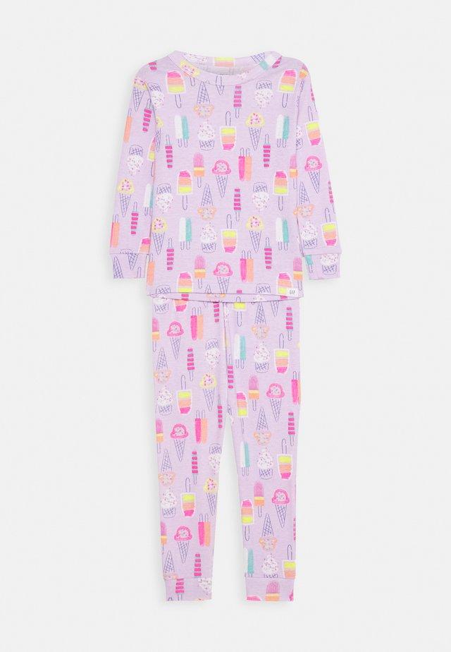 TODDLER GIRL - Nattøj sæt - pale lilac