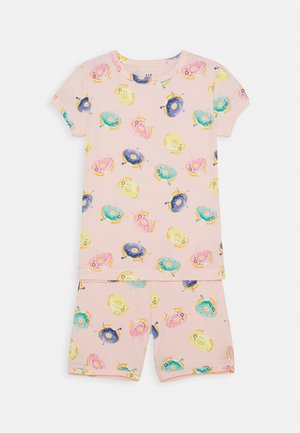 GIRL DONUT SET - Pijama - pink blush