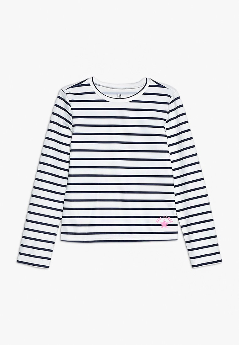 GAP - GIRLS ACTIVE KNITS - Surfshirt - ivory frost