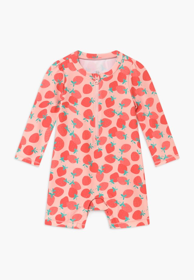 Badeanzug - pink blush