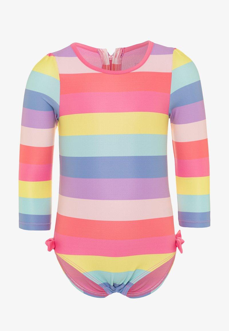 GAP - ZIP - Swimsuit - multicolor