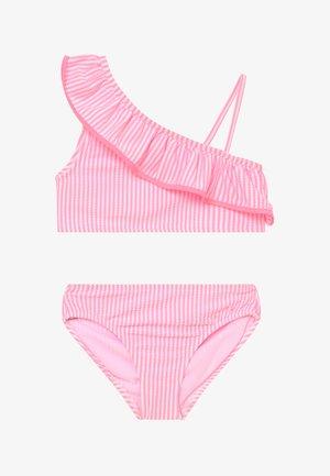 GIRL SET - Bikiny - white/pink