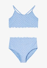 GAP - GIRL HEARTS SET - Bikini - blue - 2