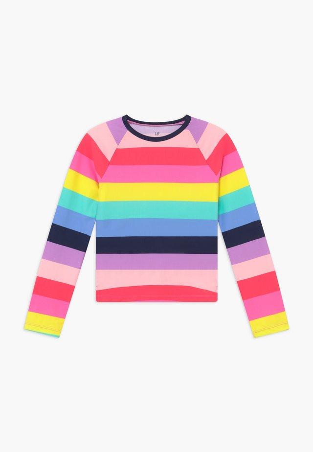GIRL - Rashguard - multi-coloured
