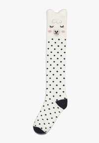 GAP - GIRL LLAMA 2 PACK - Chaussettes hautes - ivory frost - 1
