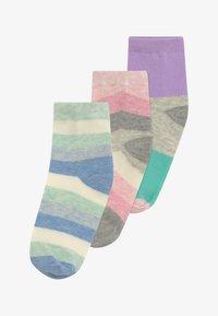 GAP - GIRL 3 PACK - Ponožky - navy uniform - 2
