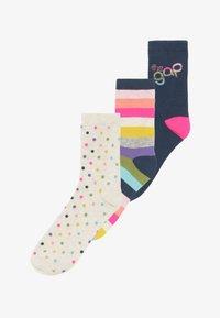 GAP - GIRL 3PACK - Ponožky - multicoloured - 2