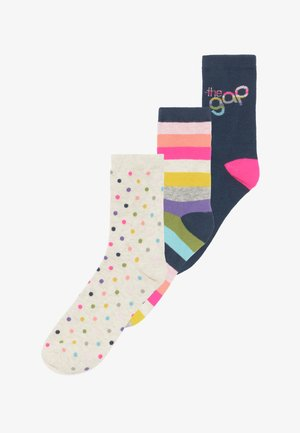 GIRL 3PACK - Sokker - multicoloured