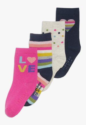 TODDLER GIRL 4 PACK - Calcetines - multicoloured