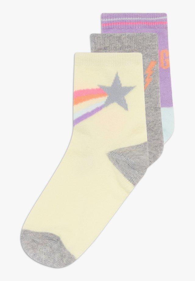 GIRL FRUIT 3 PACK - Socken - multicoloured