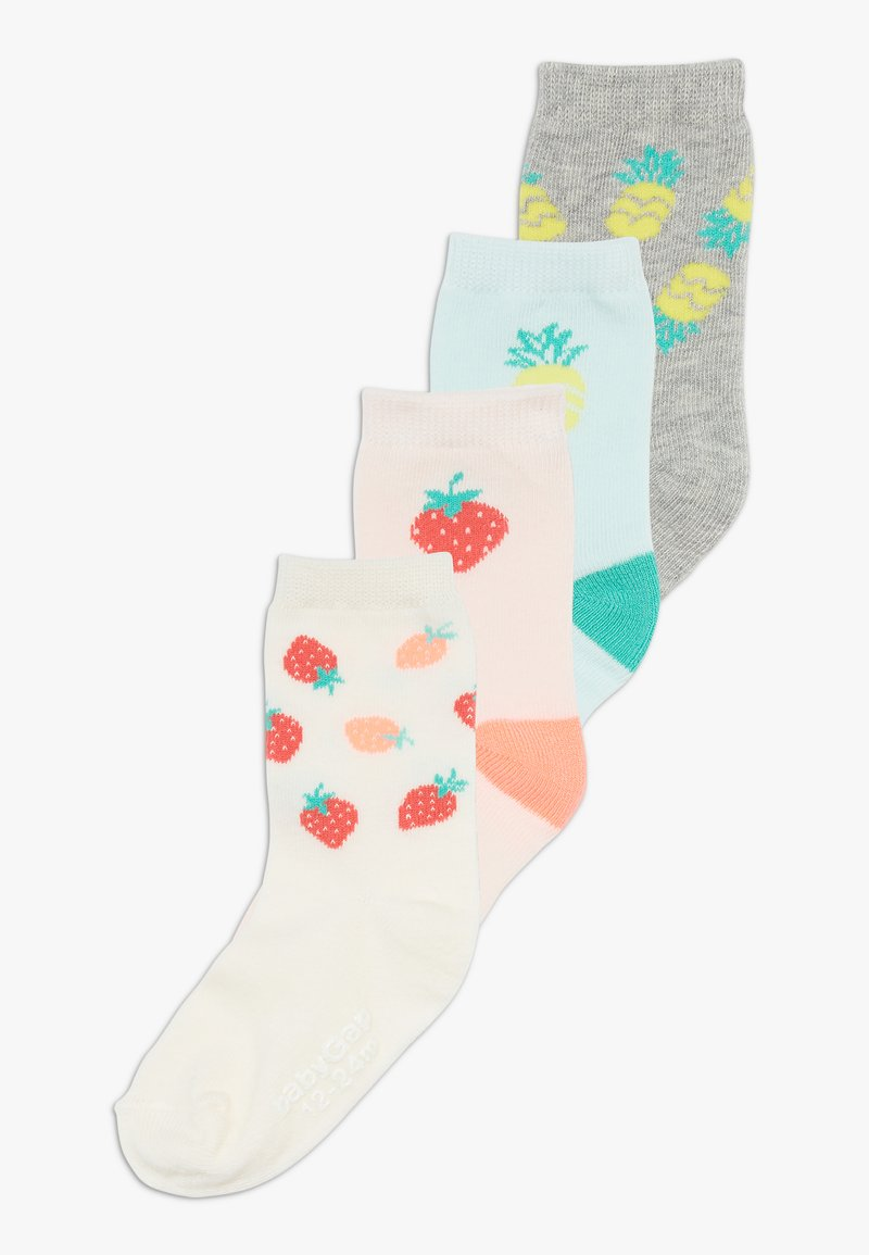 GAP - TODDLER GIRL 4 PACK - Calcetines - multicoloured
