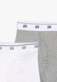 GAP - BASIC 3 PACK - Pants - white - 3