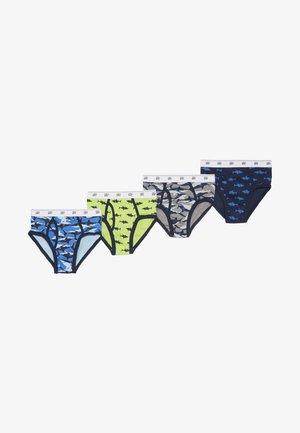 BOY 4 PACK - Kalhotky/slipy - multi-coloured