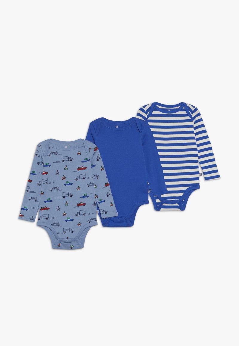 GAP - TRUCK BABY 3 PACK - Body - buxton blue