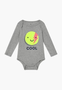 GAP - GRAPHIC BABY - Body - light grey - 0