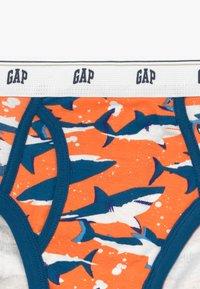 GAP - BOY SHARK 4 PACK - Briefs - multi-coloured - 4