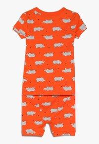 GAP - TODDLER BOY RHINO  - Pyjama set - sport orange - 1
