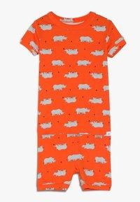 GAP - TODDLER BOY RHINO  - Pyjama set - sport orange - 0